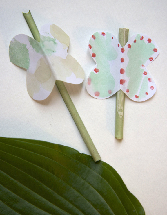 BUTTERFLY LEAVES