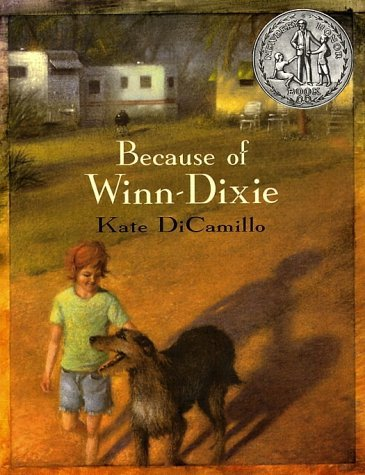 Because-of-winn-dixie book
