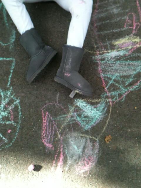 Chalk:boots Oct